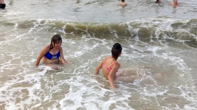 Чудесное Азовское море