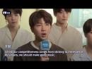 МВС эксклюзивное интервью с BTS от 180521