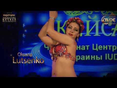Oksana Lutsenko табла импровизация ⊰⊱ Gala Show Keysar '16