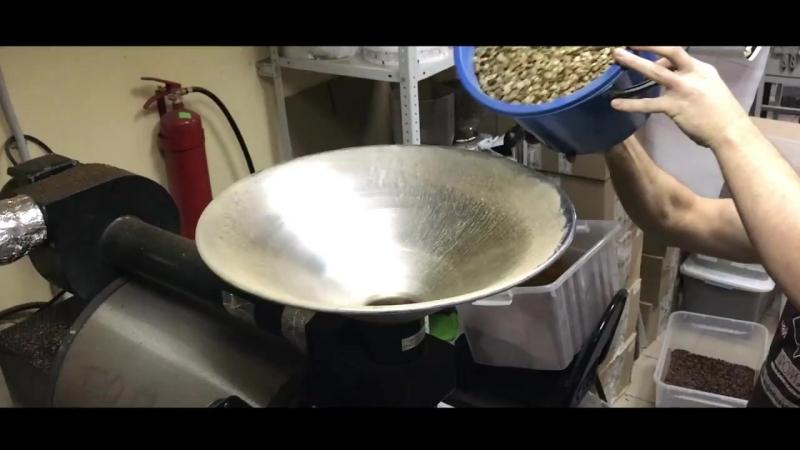 Обжарка кофе Tishincoff