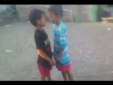 Duel anak kecil