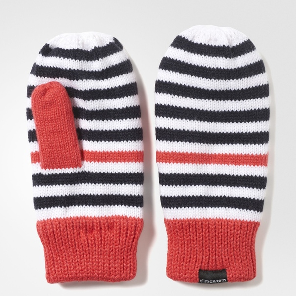 Варежки Striped Climawarm