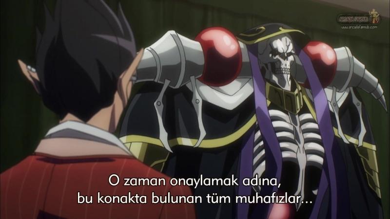 [Arcadia Fansub] Overlord II - 10 [720p]