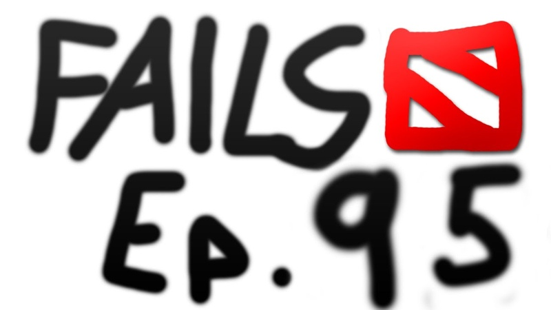 Dota 2 Fails of the Week - Ep. 95