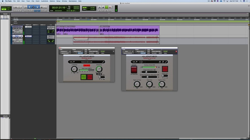 A Brief Overview of the Audified SpeakUp Plugin