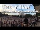 Группа Ninja - Cola, InstaGirl, Улетай. Горловка. 27 июня 2018. День молодёжи