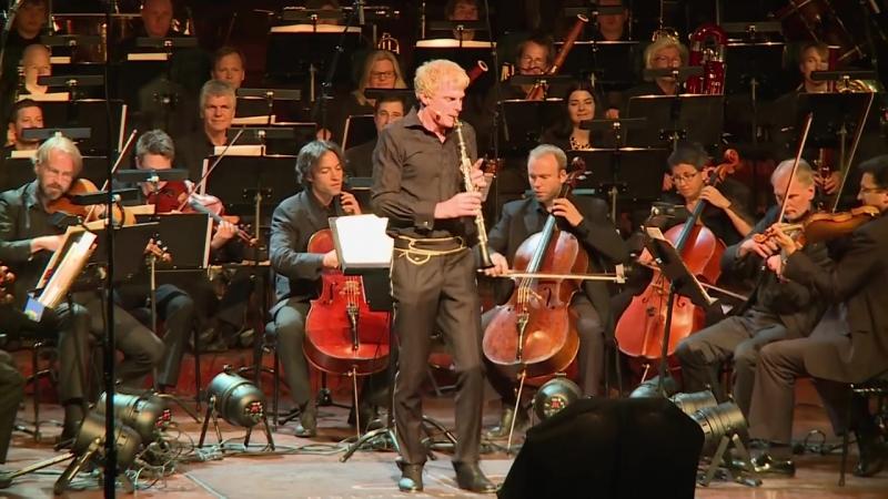 Martin Fröst plays Klezmer dances by Göran Fröst