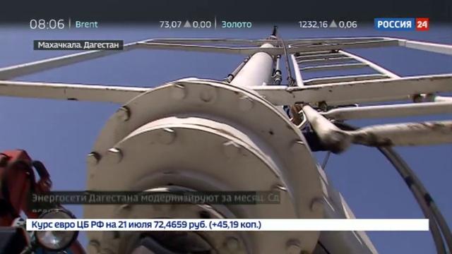 Новости на Россия 24 • В Дагестане стартовали первые всероссийские учения энергетиков