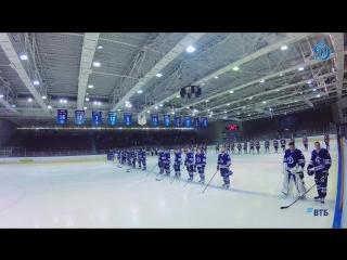 «Динамо» Москва - «Динамо» Рига: начинаем турнир с победы