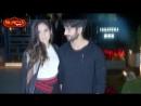 Shahid Kapoor And Mira Rajputs LATE NIGHT Dinner Date
