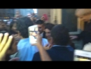 Tini con fans en teatro Colon [24.02.18]