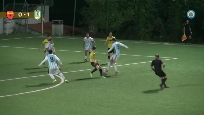 Коппа Титано 2017-18. Полуфинал. Тре Пенне - Фольгоре (1:0)