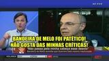 Mauro Cezar detona Bandeira de Melo sobre Guerrero 'Pat