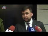 Александр Тимофеев и Денис Пушилин прокомментировали итоги круглого стола по взысканию налогов