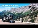 Yamaha R1M on the Sustenpass 4K RAW Onboard