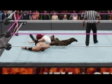 Trish Stratus Lita Vs Edge Christian Hell in a Cell WWE2K18 HellinaCell