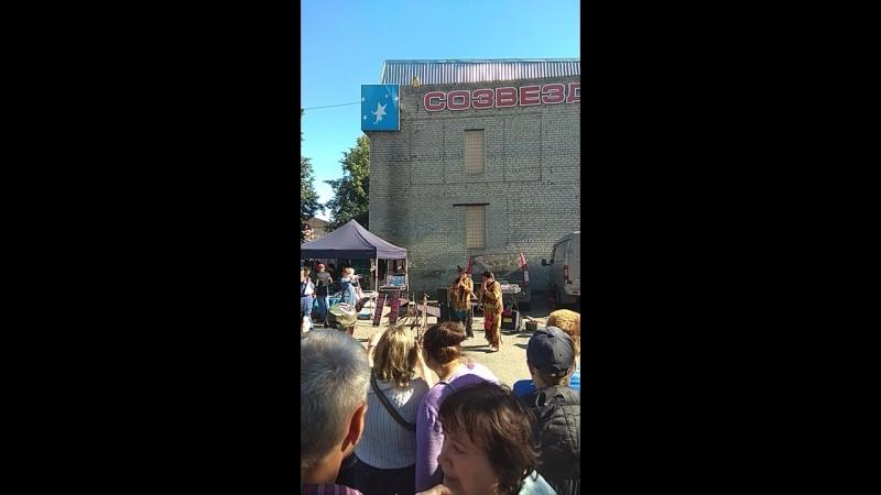 Концерт в ирбите