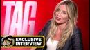 Annabelle Wallis TAG Interview! (2018) Exclusive