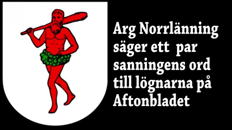 Journalist på Aftonbladet får sig ett sanningens ord