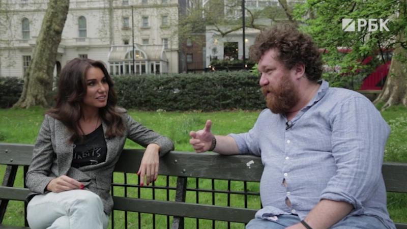 Интервью с Алексеем Зиминым в программе Лондон русский Бизнес