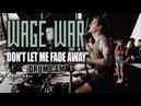Stephen Kluesener   Don't Let Me Fade Away   Drum Cam (LIVE)
