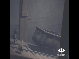0:07 Little Nightmares Concept 4
