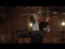 82 (1) J. S. Bach - Ich habe genug, BWV 82 Aria (C minor) - Maxim Novikov, viola Eugenia Lissitsyna, organ