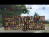 [Qewbite] Все Персонажи - LEGO Marvel Super Heroes - Часть 2