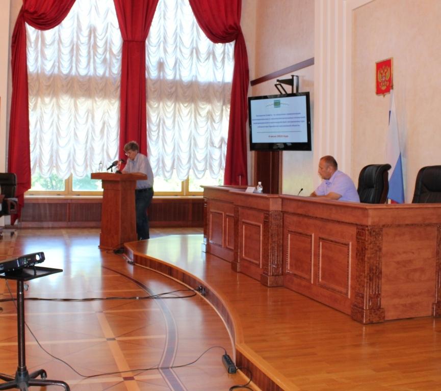 Архиепископ Ефрем принял участие в заседании Совета по вопросам гармонизации и межконфессиональных отношений