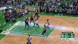 Boston Celtics в Instagram: «Rozier ends the half with a sweet up and under move 😱»