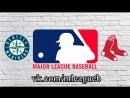 Seattle Mariners vs Boston Red Sox | 23.06.2018 | AL | MLB 2018 (2/3)