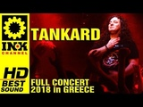 TANKARD - Full Concert 2612018 - 8ball Thessaloniki Greece
