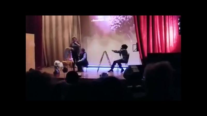 Мой ДК. Концерт, посвященный 8 марта ( 2018). Сценка