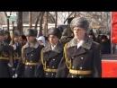 Акция в поддержку олимпийцев «Великий народ – победители и чемпионы» прошла в Барнауле