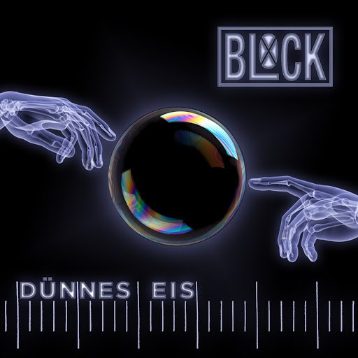 Block альбом Dünnes Eis