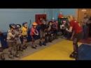Как проходят БЕСПЛАТНЫЙ открытый урок на роликах в ССК Молния. Инструкторы школы Роллер-Омск.