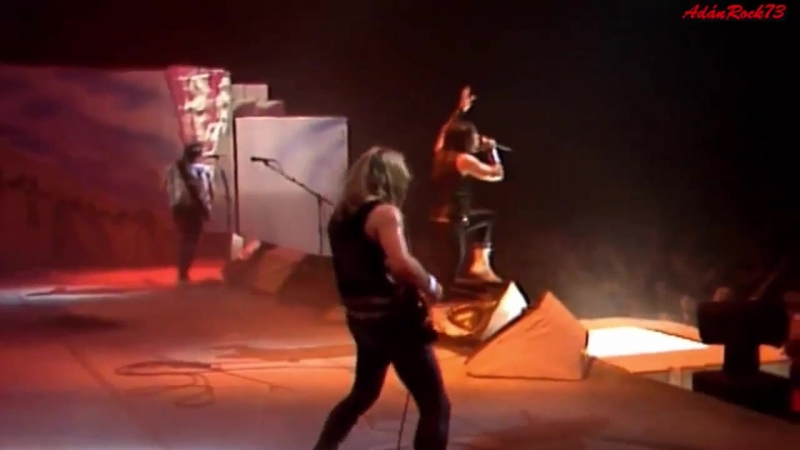 Iron Maiden Wasted Years Maiden England 88 2013