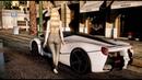 ► GTA 6 Graphics 🔥 HOT Girls Exotic CARS 2018 GAMEPLAY! 60FPS ✪ REDUX NVR GTA V MOD PC