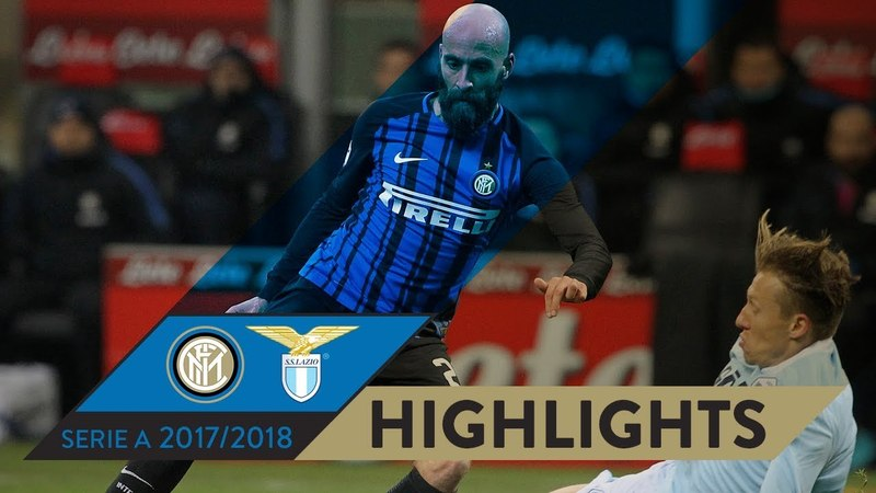 INTER-LAZIO 0-0 | HIGHLIGHTS | Matchday 19 - Serie A TIM 201718