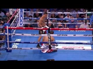 Реджис Прогрейс vs Хуан Хосе Веласко [нокаут]