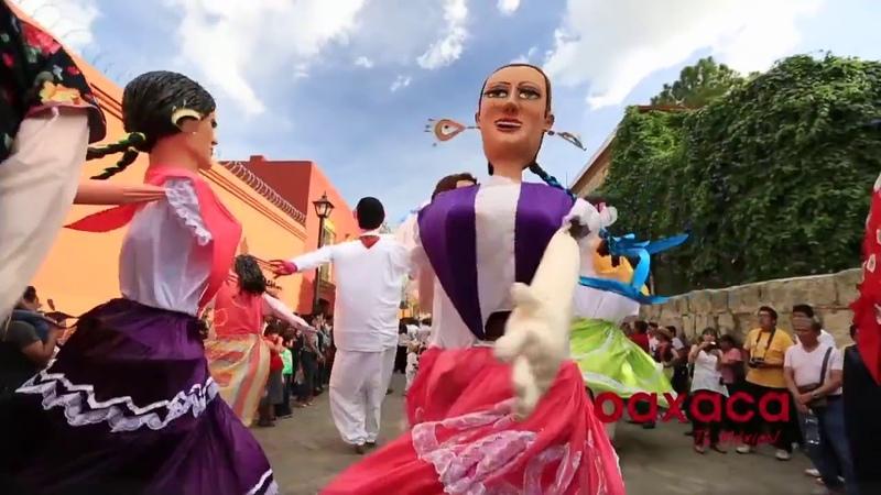 Mexico I Guelaguetza , Te esperamos en Oaxaca
