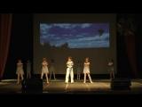 Фестиваль патриотической песни и танца