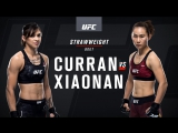 UFC Fight Night 122 Curran vs Xianonan