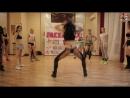 Мастер класс от Лилии Едихановой DHQ LUА по Twerk I Almaty 2015 I Dance Studio 2