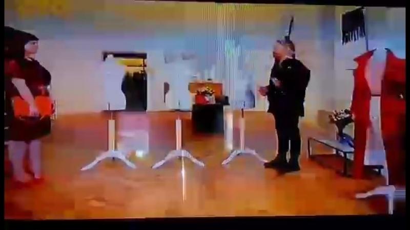 Шоу Александра Рогова Успеть за 24 часа героиня примерит лук от Faberlic