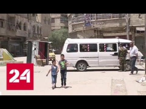 Путин и Нетаньяху обсудили пути урегулирования сирийского кризиса - Россия 24