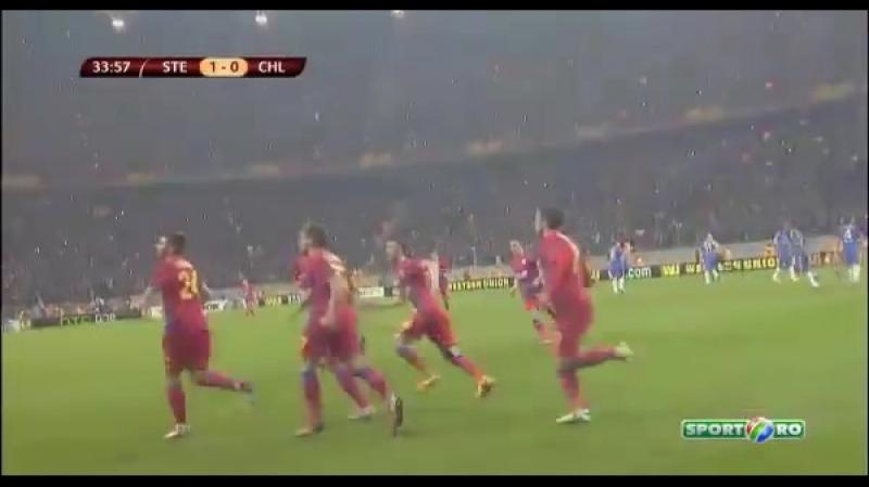 Seara ISTORICA pe National Arena: Steaua a invins regina Europei: Steaua 1-0 Chelsea!