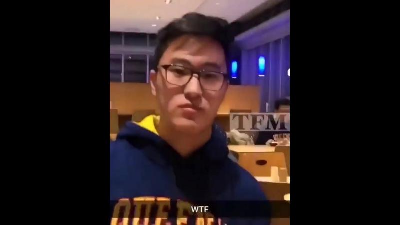 Когда встретил своего двойника