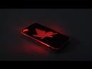Чехол для iPhone 4/4S, с LED подсветкой