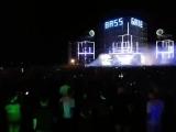 netsky Bass stage